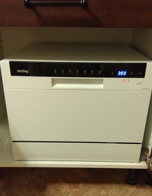Отзывы посудомоечная машина korting kdf 2050 w