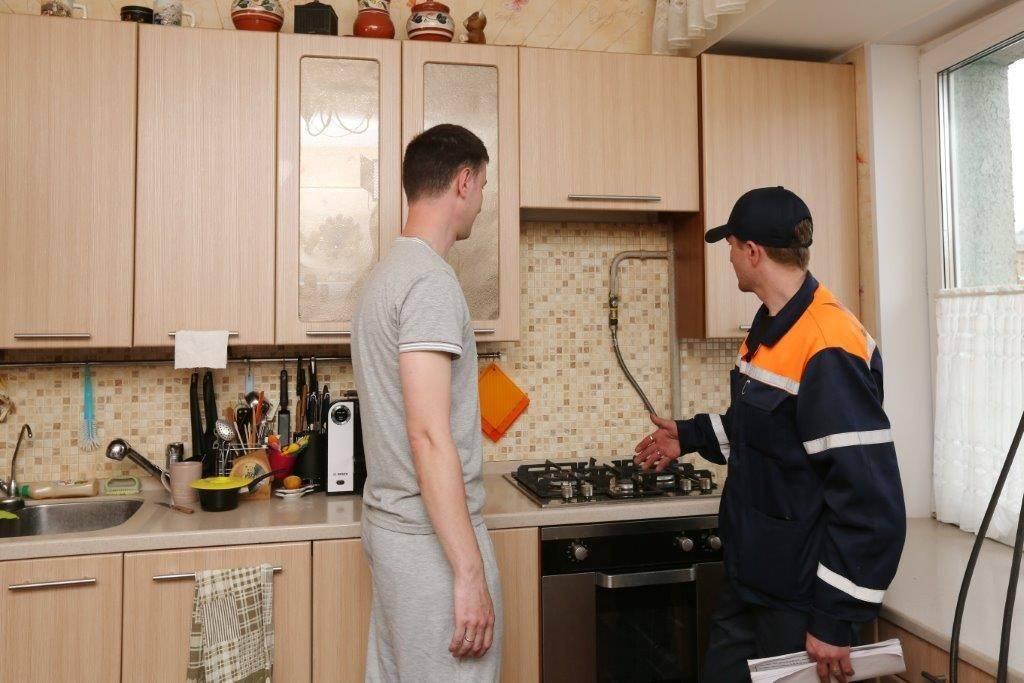 Как производится замена газовых труб в квартире при капитальном ремонте - юридическая помощь