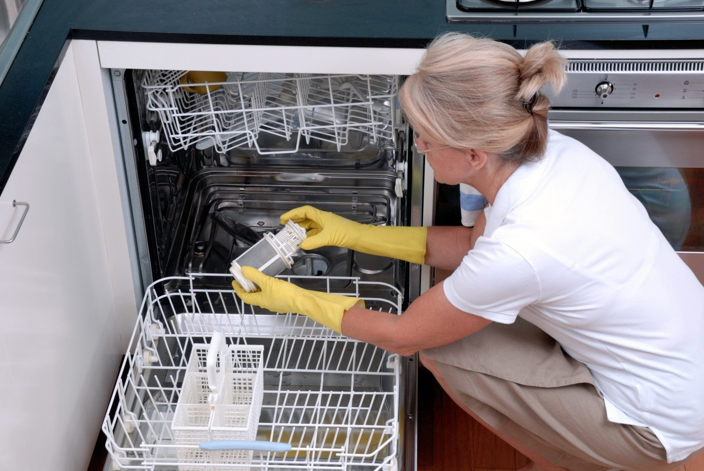 Как почистить посудомоечную машину в домашних условиях: лучшие механические и химические способы