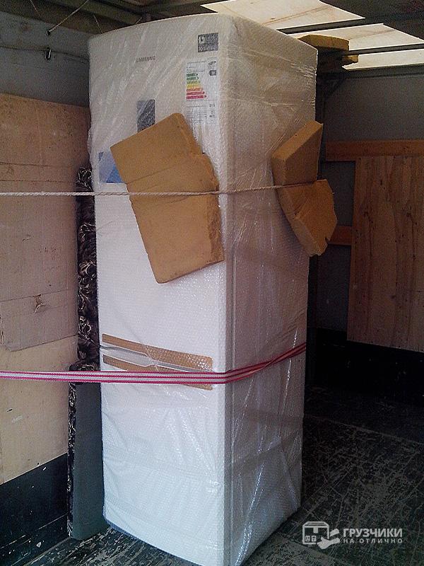 Можно ли перевозить холодильник лежа?