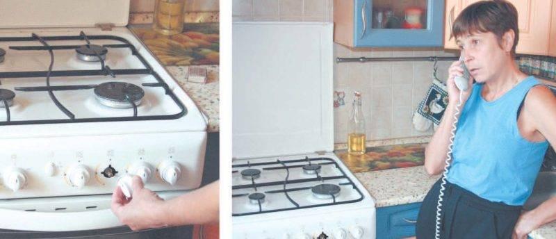 Как отключить газовую плиту на время ремонта самостоятельноремонт и строительство дома   ремонт и строительство дома