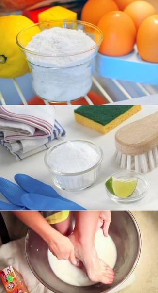 Применение соли в быту и на кухне, подборка полезных советов