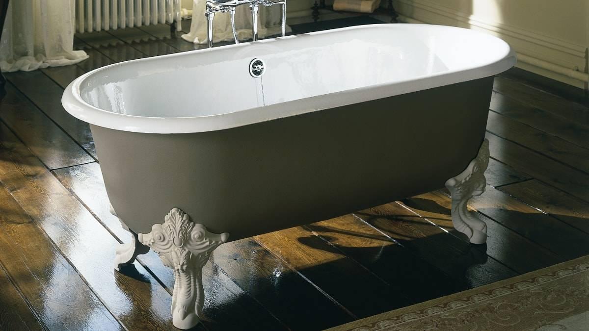 Какая ванна лучше: чугунная или акриловая или стальная и как выбрать какую из них купить (отзывы + видео)