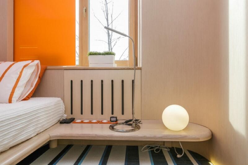 10 советов, как спрятать радиатор отопления + фото   строительный блог вити петрова