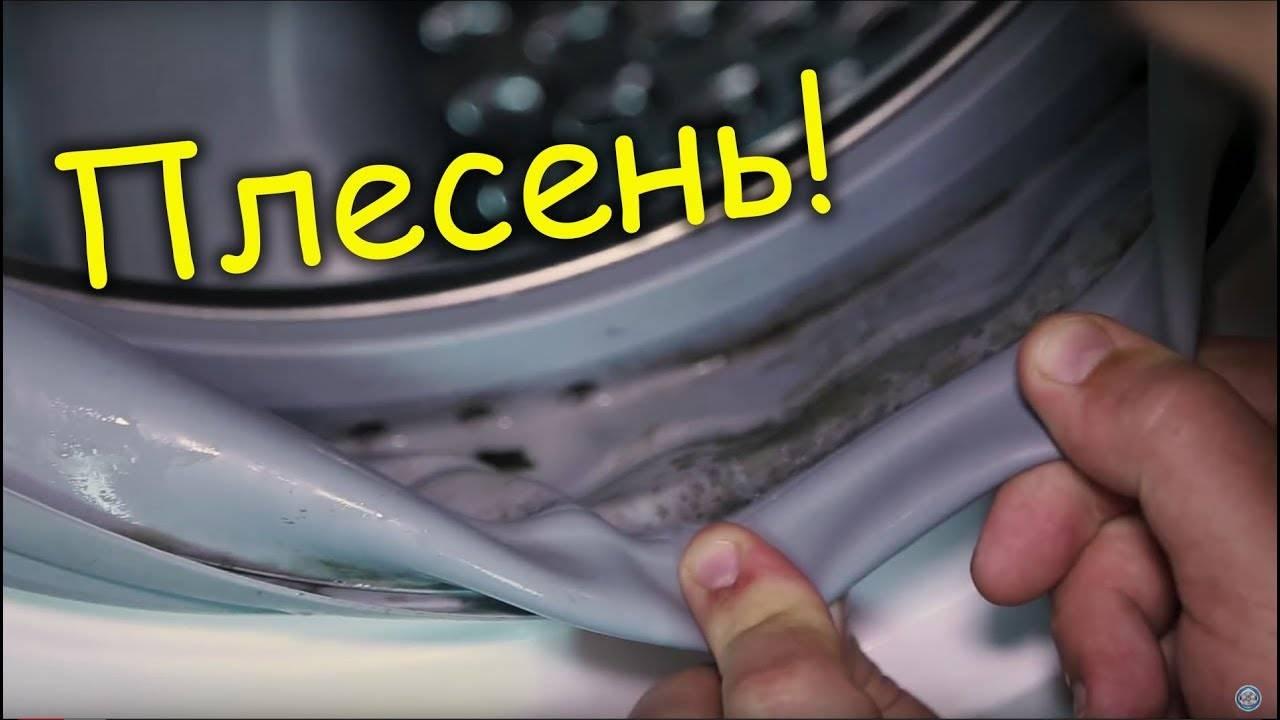 10 средств для избавления и очистки от плесени в стиральной машине