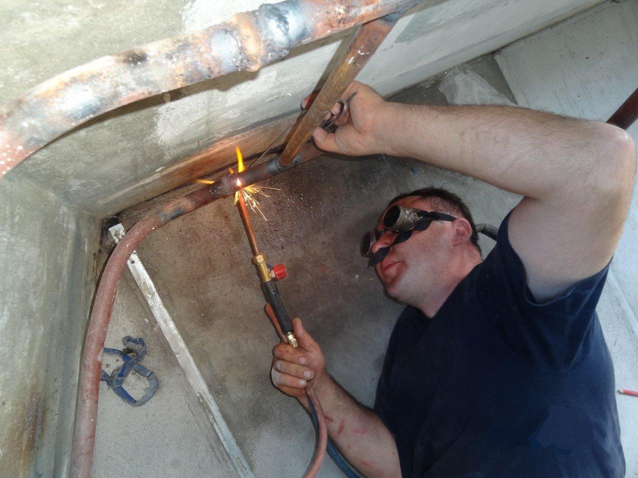 Как происходит замена батарей на газосварке – теория и практика. делаем правильно: замена батарей газосваркой замена радиаторов отопления с газосваркой