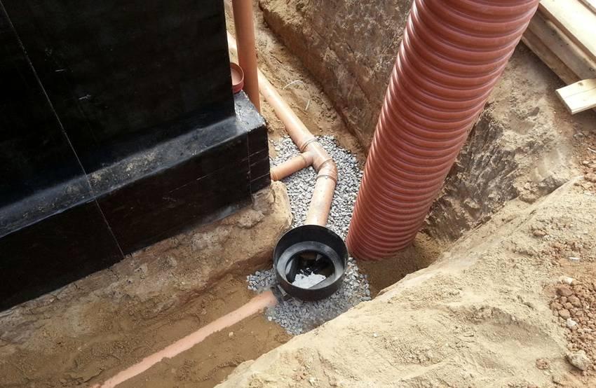 Ливневка в частном доме своими руками: устройство и монтаж ливневой канализации, расчёт и требования снип, как расположить вокруг жилого строения