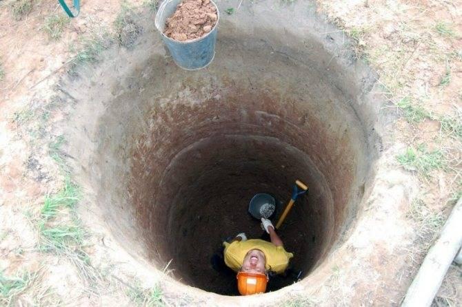 Сколько стоит выкопать колодец?