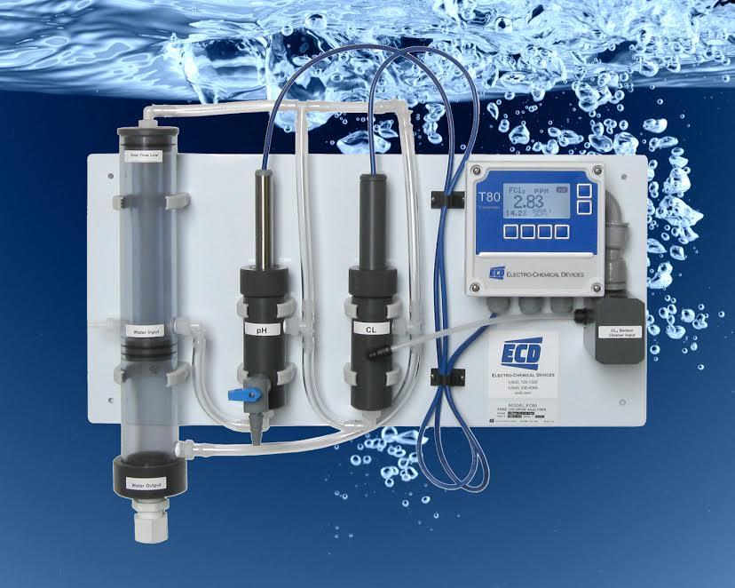 В томске создают высокоточный прибор для измерения хлора в воде