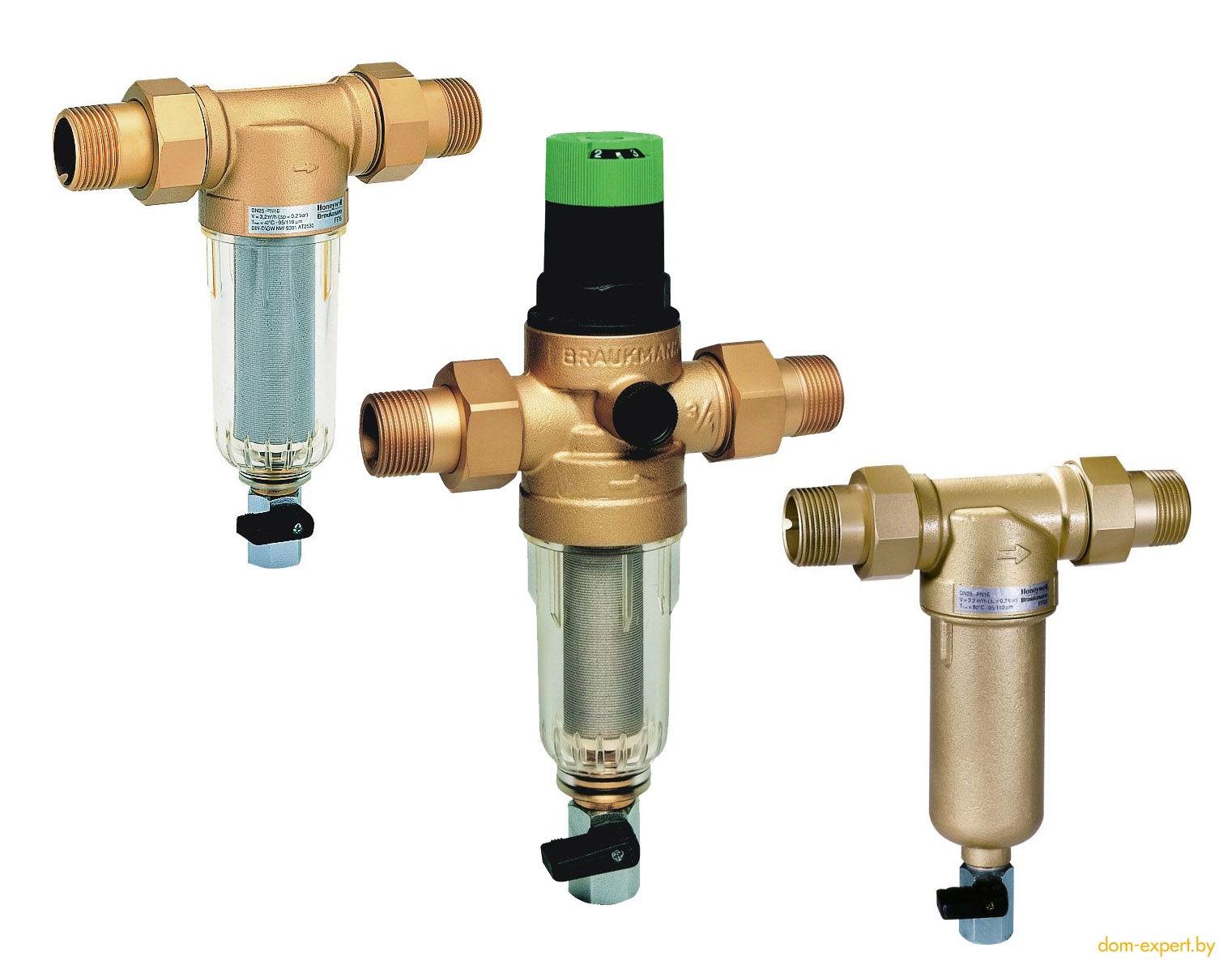 Фильтры для очистки воды: какой выбрать