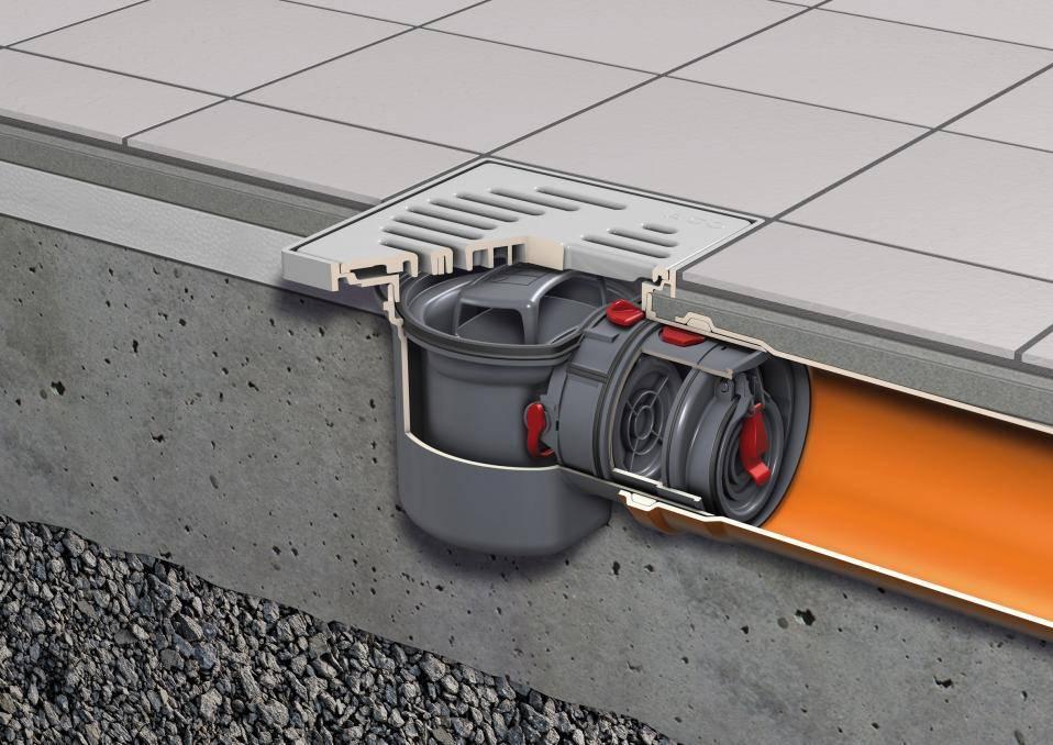 Слив перелив для ванны: действие, схема установки и правила монтажа