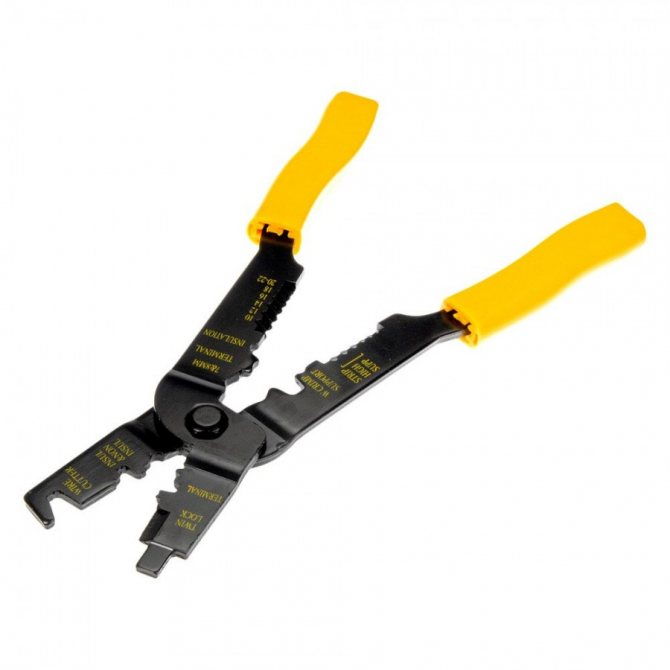 Стриппер для снятия изоляции с проводов: как выьрать