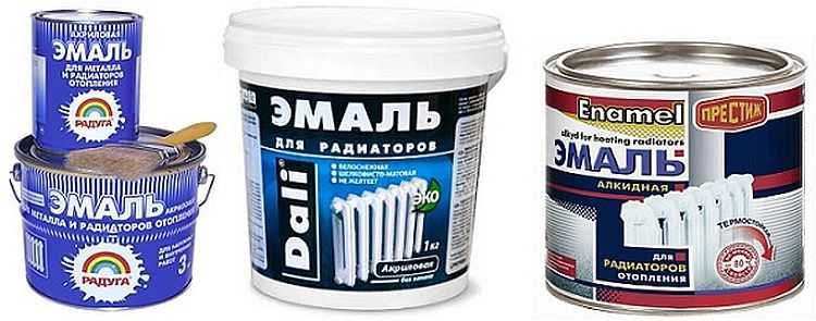 Как выбрать краску для чугунных радиаторов отопления? пошаговый процесс окрашивания