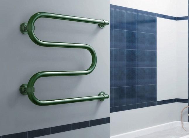Перенос полотенцесушителя на другую стену