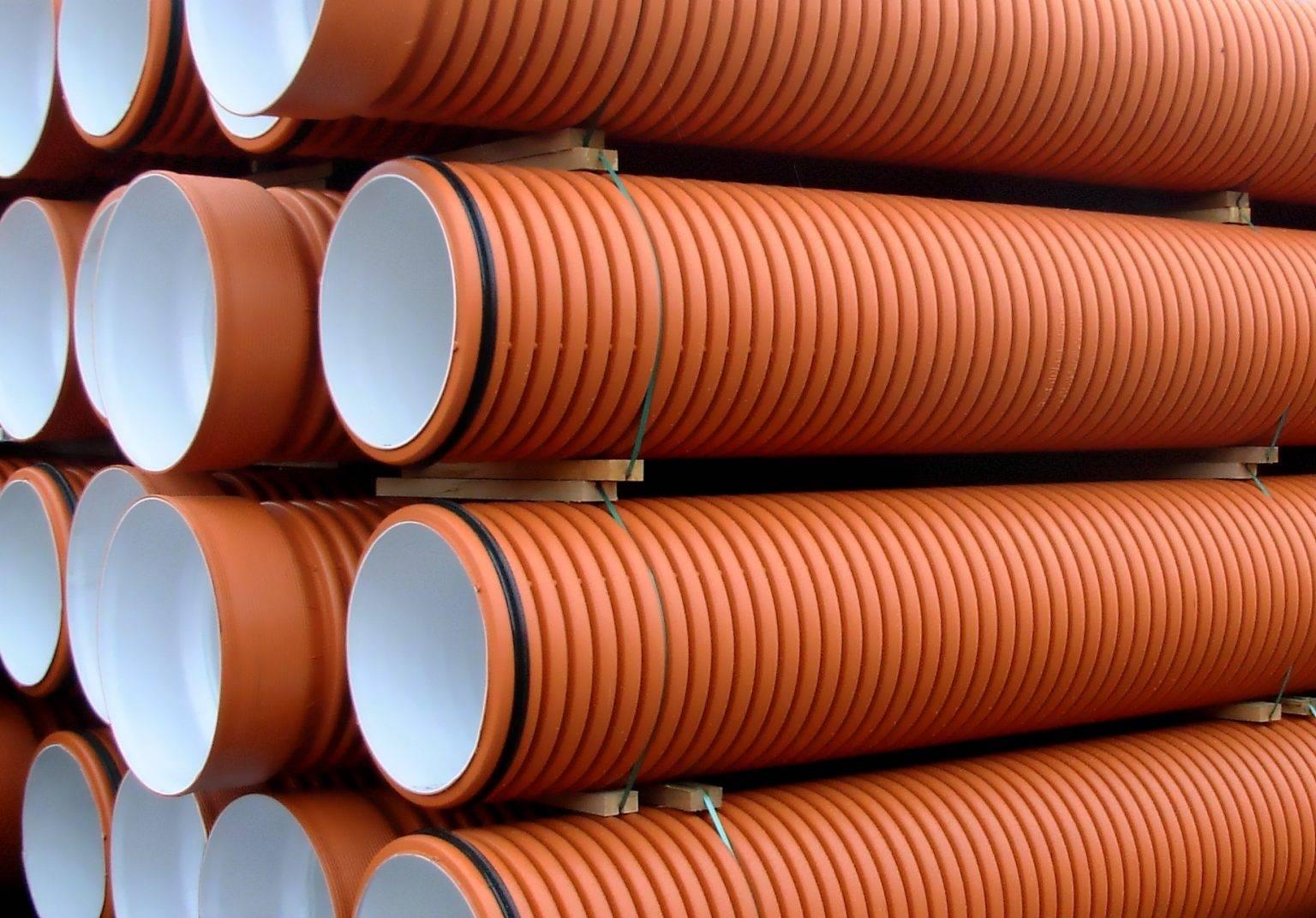 Виды гофрированных труб для канализации и их преимущества
