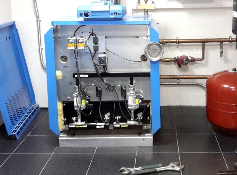Неисправности настенных двухконтурных газовых котлов и их устранение - сервис котлов в теплоком-м