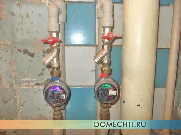 Порядок установки счетчика на воду в квартире и правила