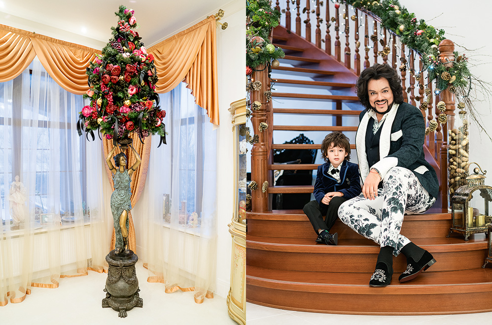 Топ 15 самых красивых домов российских знаменитостей: где живут звезды шоу-бизнеса (фото)