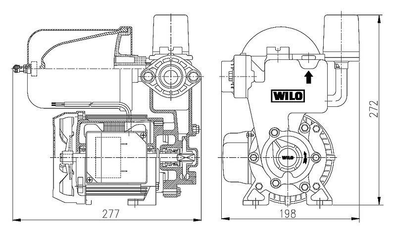 Почему насос wilo pw-175e отключается и как решить проблему