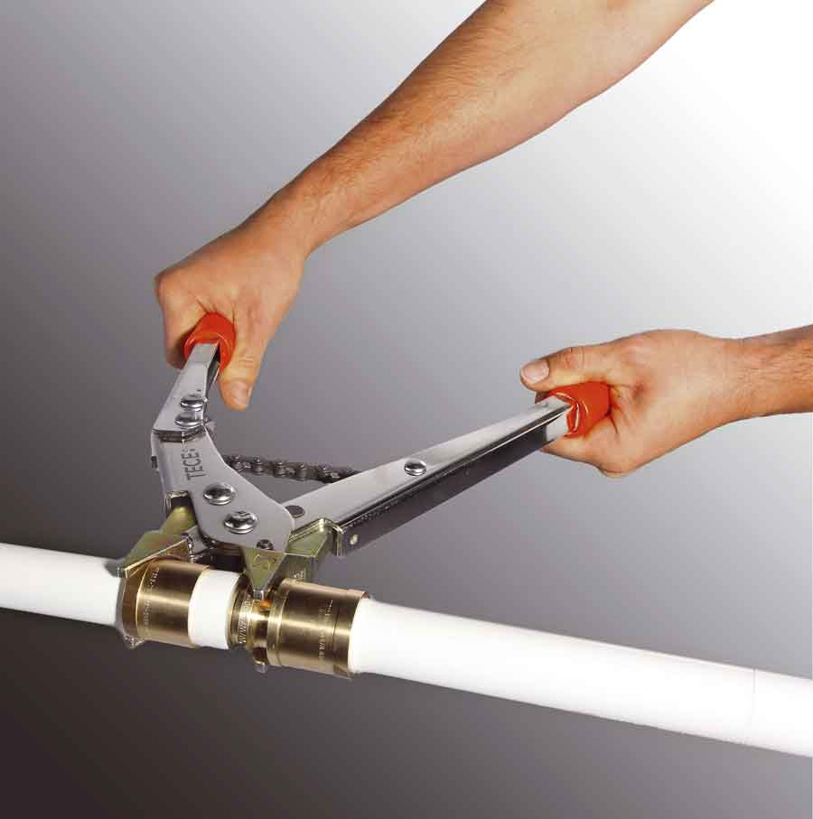 Пресс-клещи для металлопластиковых труб: инструмент для опрессовки