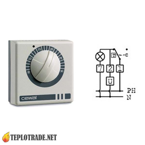 Благодаря комнатному термостату для газового котла в доме всегда будет идеальная температура!