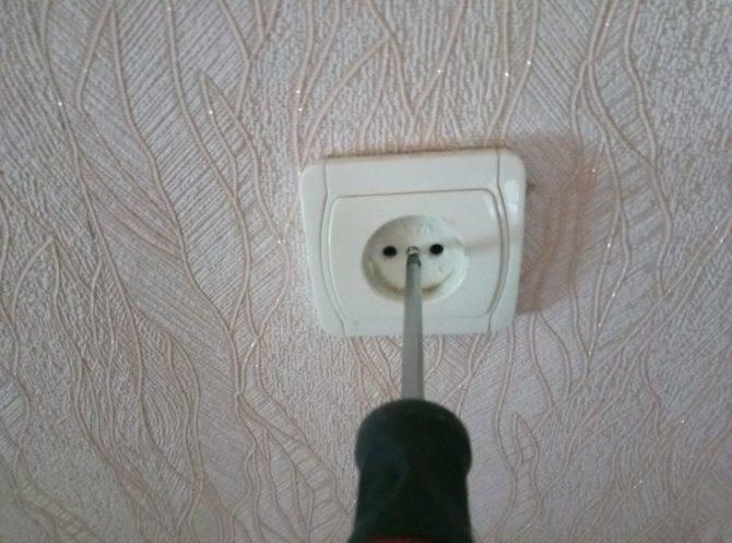 Не работают розетки в квартире: причины и способы ремонта