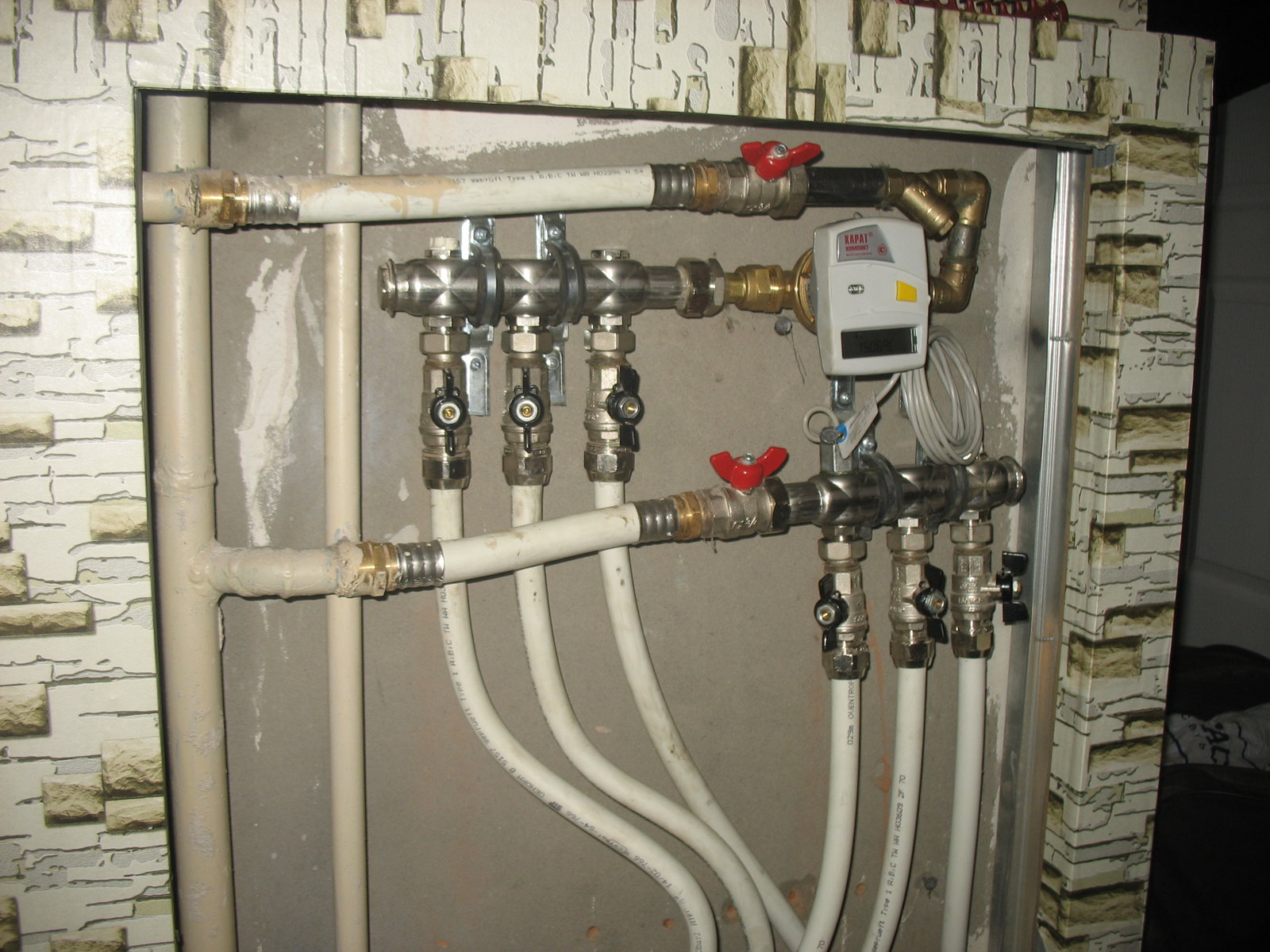 Тепловые счётчики на отопление в многоквартирном доме принцип работы и особенности установки