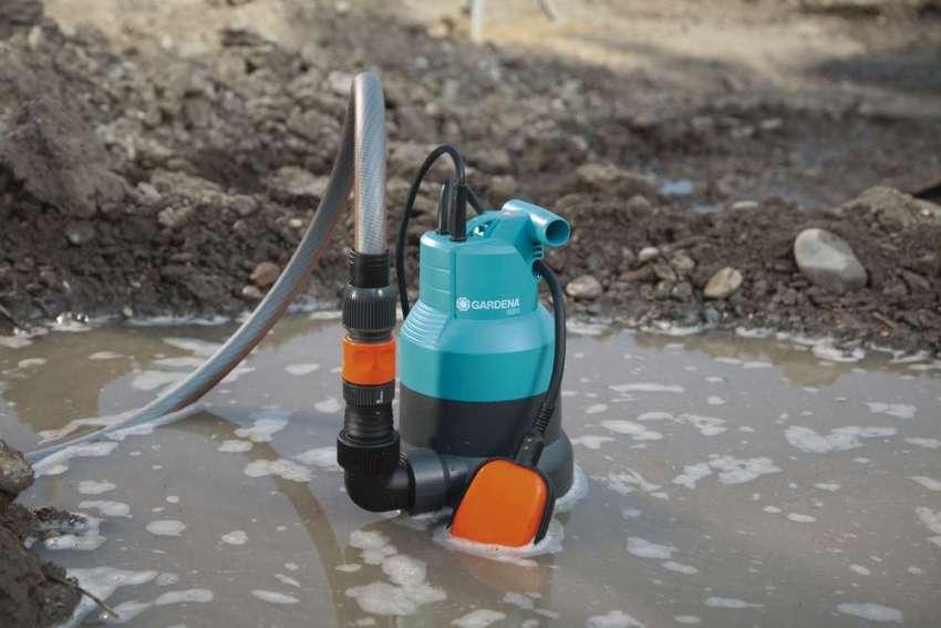 Насосы для откачки воды с поверхности пола насухо обзор и характеристики
