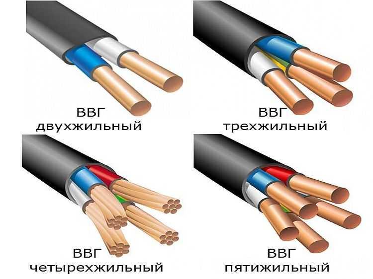 Маркировка ввг: расшифровка аббревиатуры (ввгнг, ввгп), сферы применения различных модификаций кабеля