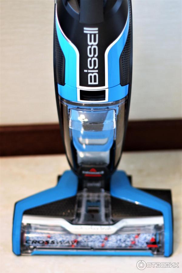 Моющие пылесосы Bissell: обзор клиниговой техники американского бренда