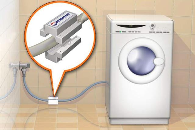 Фильтр помех для стиральной машины - как поменять