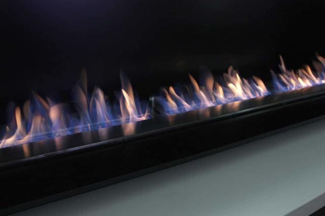 Чертеж горелки биокамина