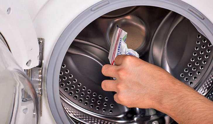 Как очистить стиральную машину от грязи внутри быстро и эффективно
