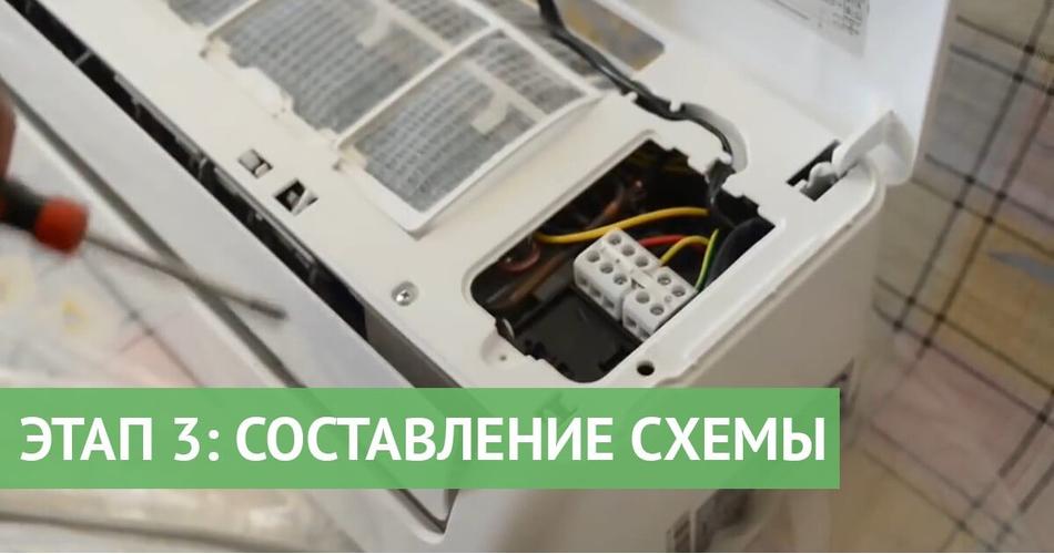 Подключение кондиционера: подробная инструкция