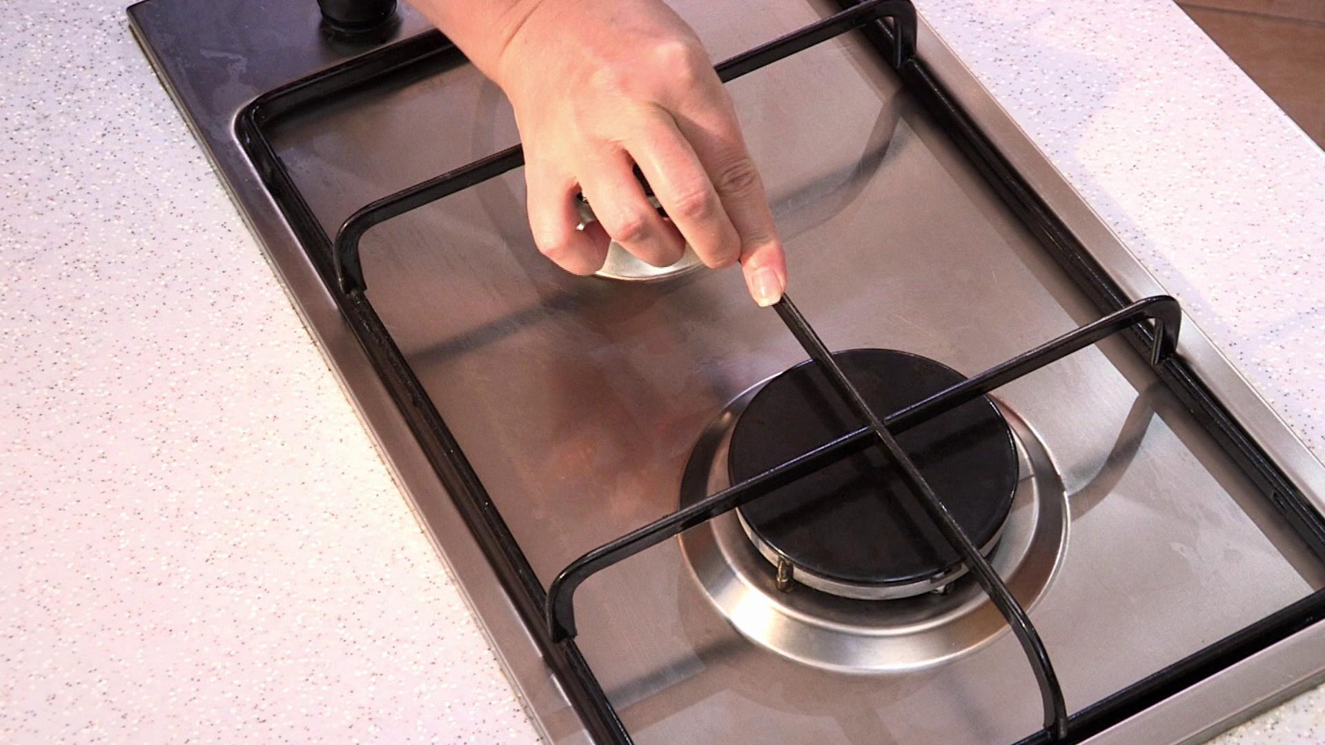 22 способа, как очистить плиту от жира и нагара в домашних условиях | строительный блог вити петрова