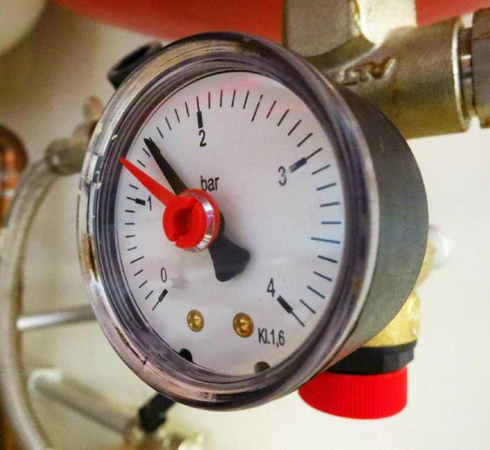 Давление в системе отопления частного и многоэтажного дома, как поднять или сбросить давление