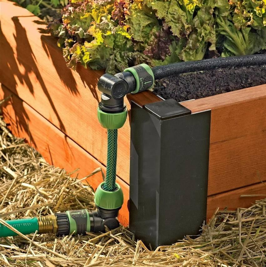 Пластиковые трубы для полива на даче: какие лучше использовать?