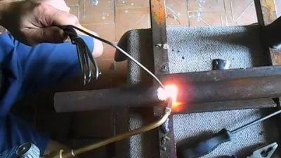 Сварка оцинкованных труб: можно ли сваривать электродами, как сварить электросваркой, технология
