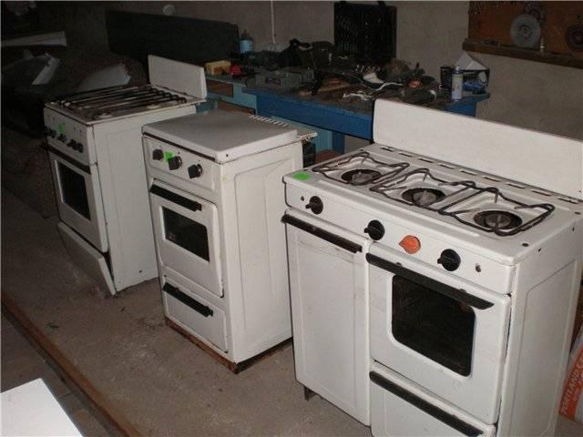 Утилизация газовых плит и электроплит: как и куда сдать старую кухонную технику на вторсырье и получить при этом прибыль