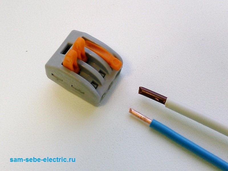 Способы соединения электрических проводов: виды соединений + технические нюансы