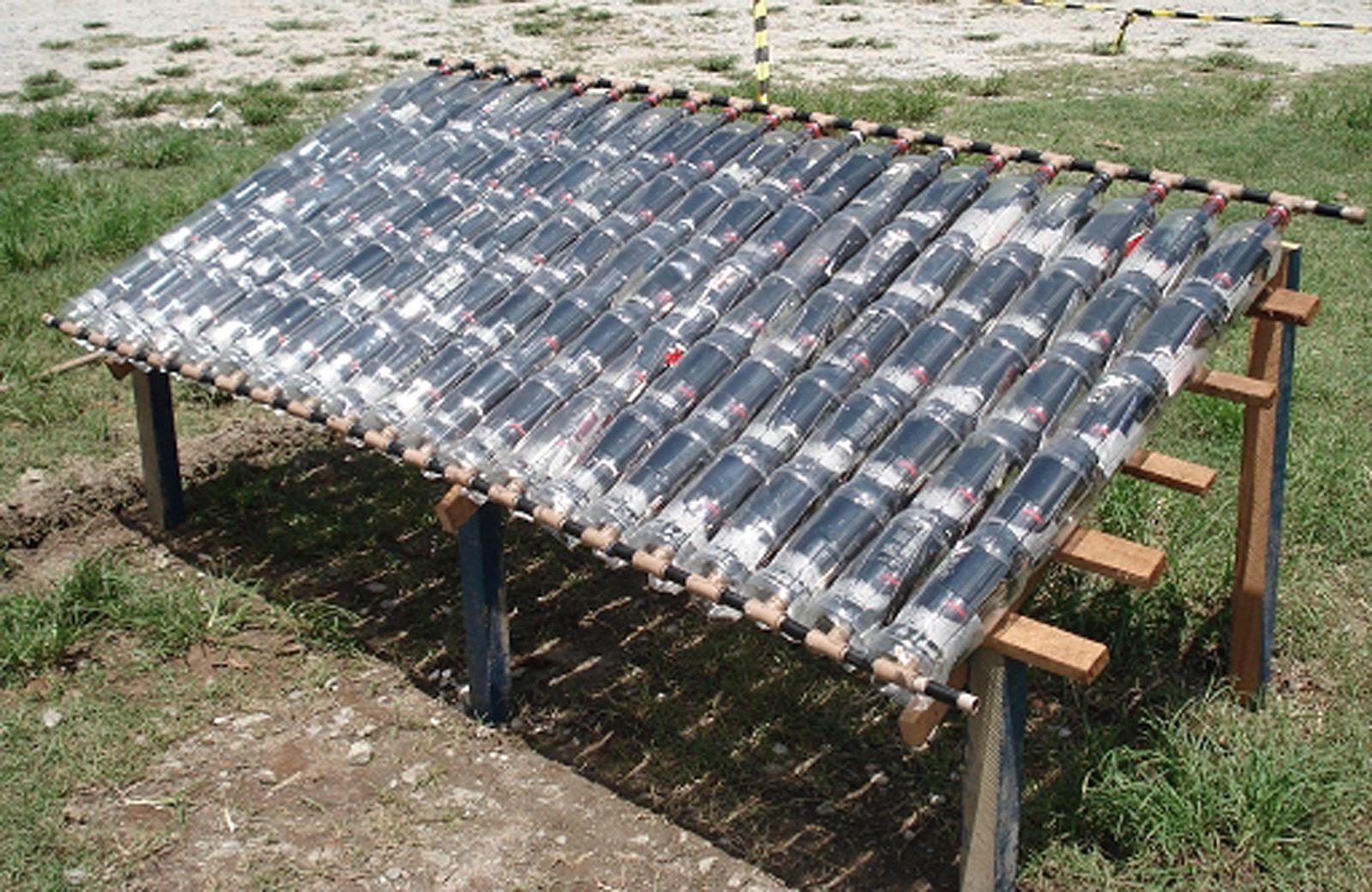 Солнечный коллектор своими руками для отопления – водяной и воздушный
