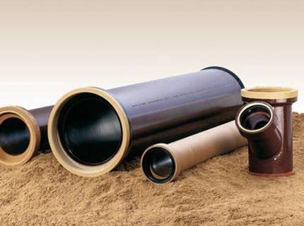 Трубы пвх для канализации: их размеры и цены