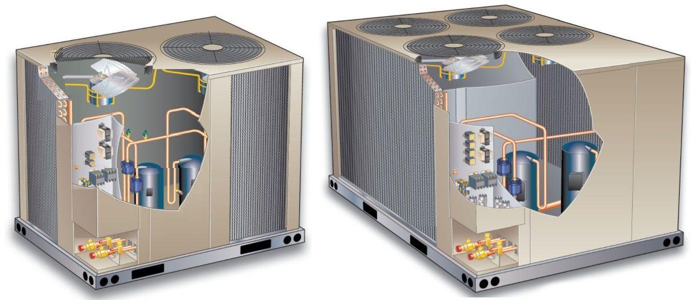 Выбор, установка и эксплуатация компрессорно-конденсаторных блоков