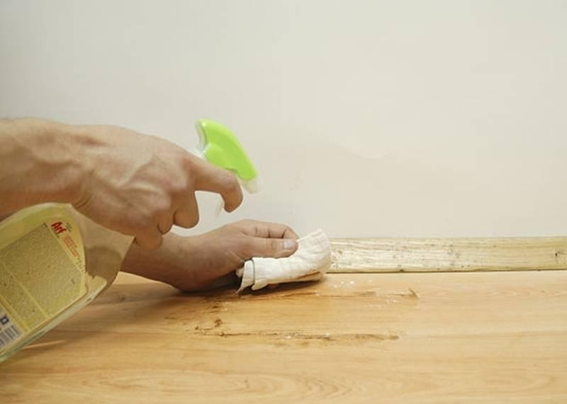 Как убрать плесень с деревянных поверхностей, избавить доски — распишем главное