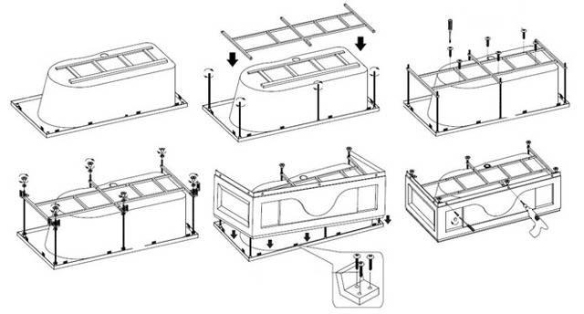 Как сделать поддон для душевой кабины своими руками: материалы, виды, этапы монтажа