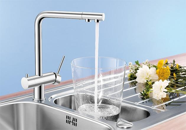 Как выбрать смеситель для кухни (32 фото)