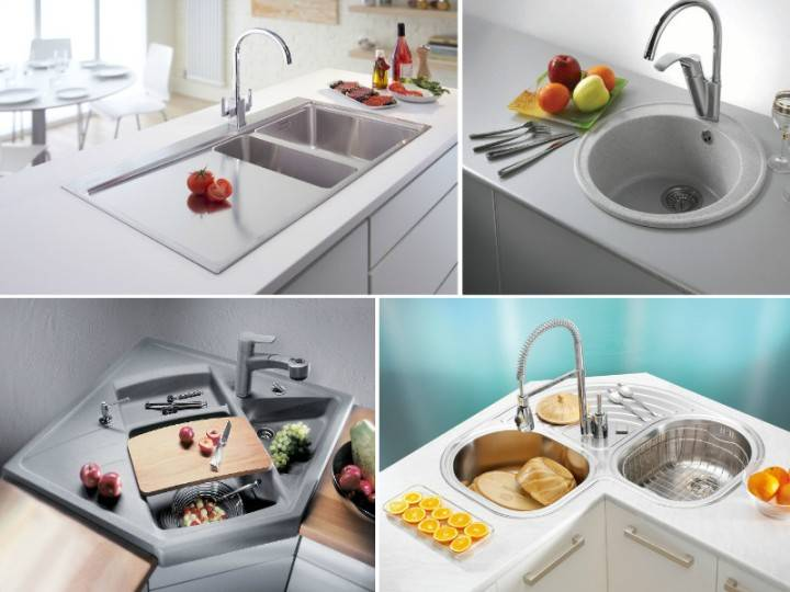 9 советов, какую кухонную мойку из искусственного камня лучше выбрать | строительный блог вити петрова