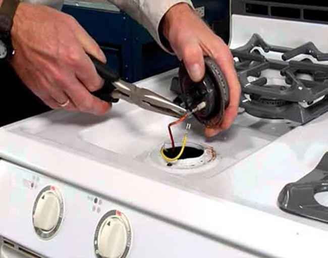 Утилизация газовых плит: куда можно сдать старую печку.