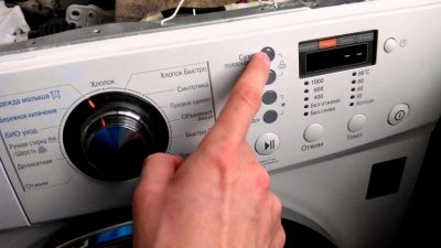 Почему стиральная машина не включается?