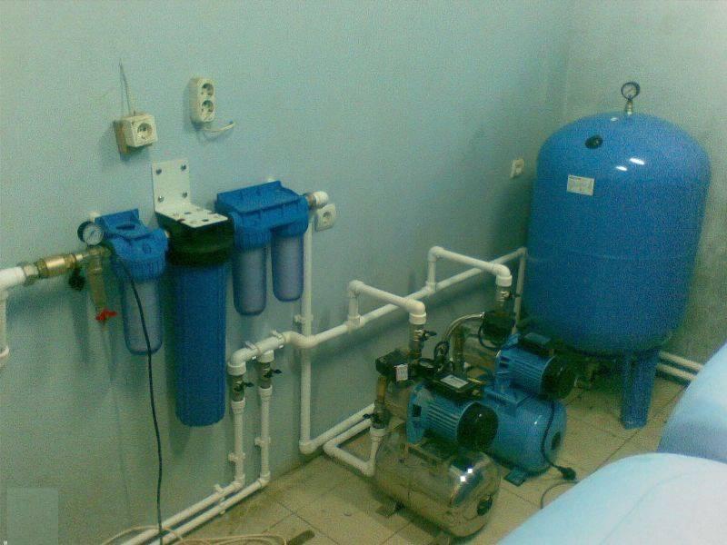 Давление в системе водоснабжения частного дома: специфика автономных систем + способы нормализации давления